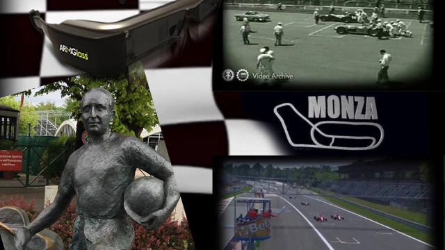 AUGMENTED REALITY ON THE GRID AT THE NATIONAL RACING CIRCUIT OF MONZA!