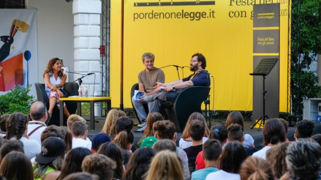 ltura Group as Development Partner of Fondazione Pordenonelegge.it