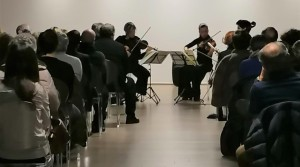 "A CONCERT FOR THE PRESENTATION OF THE ""CLUB DELLA ROCCA"""